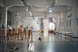 """Correspondences"", installation view"
