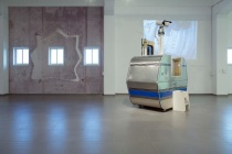 machines for living - installation view
