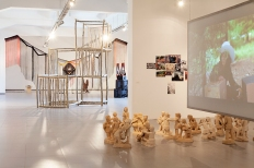 Mythographies - exhibition view
