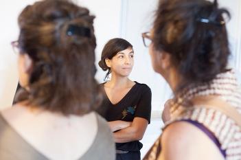 Sagit Mezamer, Curator and Program Director
